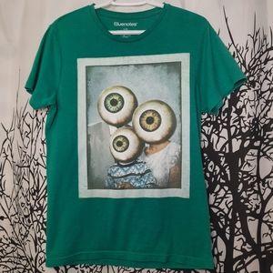 Eyeball Family Portrait T-shirt